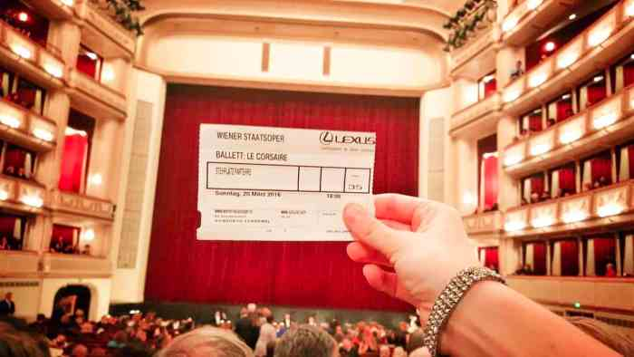 How To See An Opera in Vienna for €3