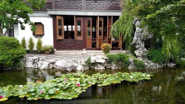 Explore the Japanese Garden in Portland during your Oregon Road Trip