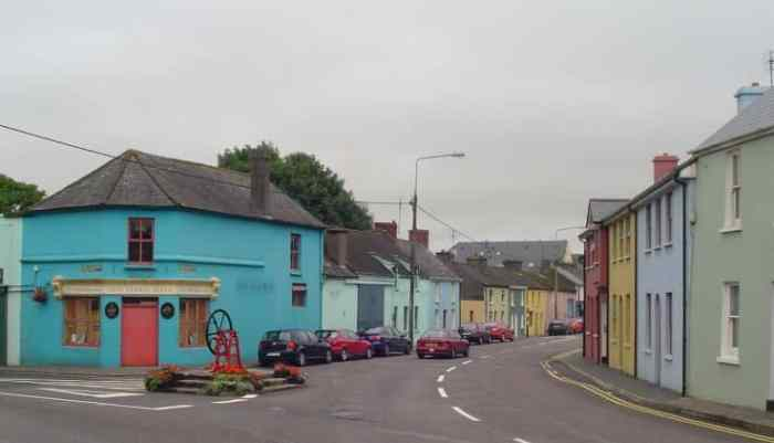 Clonakilty is one of the prettiest towns in Ireland you must see!