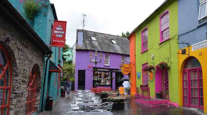 Kinsale Is One Of The Towns In Ireland With Lots Of Historical Significance