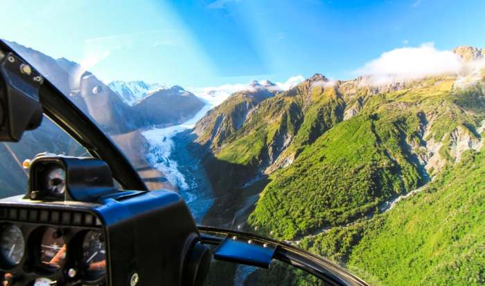 Fox Glacier Is One Of The Best Places To Stay During Your New Zealand South Island Itinerary