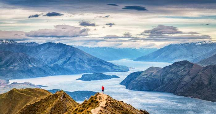 Roys Peak is one of the best stops on any New Zealand South Island Itinerary