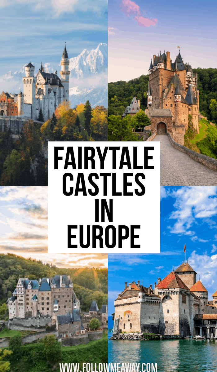 Fairytale Castles In Europe
