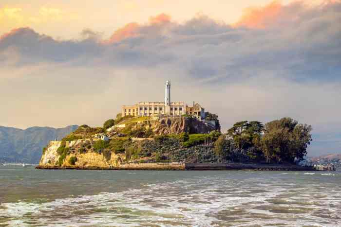 Alcatraz is a must see in San Francisco for lovers of haunted things