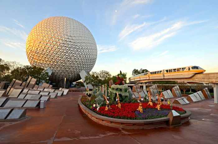 Don't write off Epcot when planning a trip to Disney World