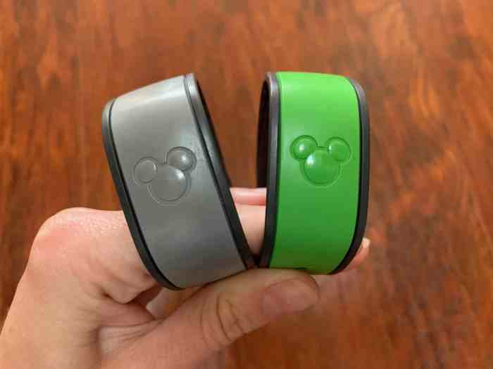 Magic bands for fast pass+ at Disney World