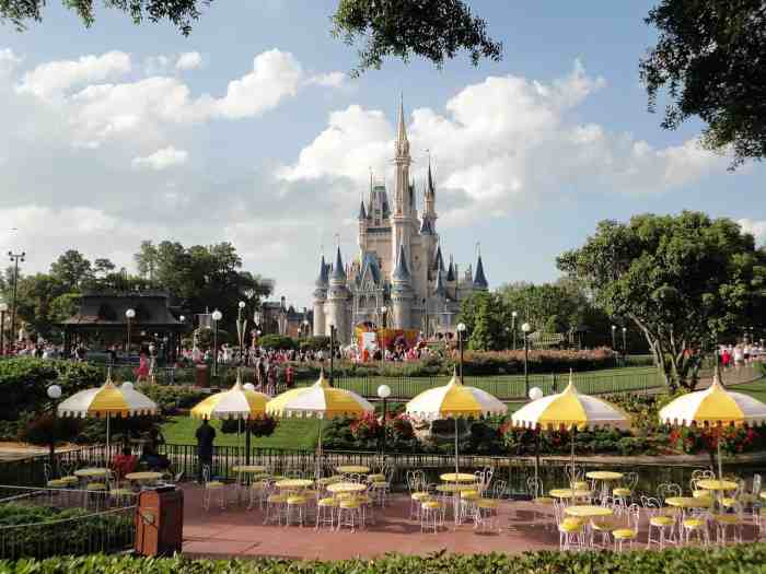 Avoid spending too much time at Magic Kingdom when planning a trip to Disney