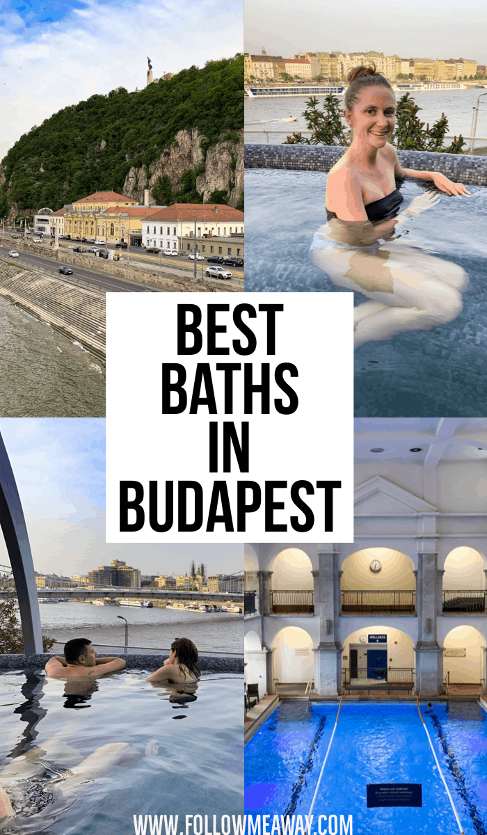 Rudas Baths are the best baths in Budapest