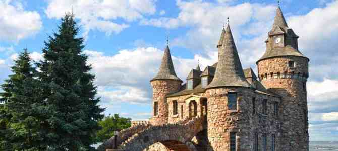 10 Fairytale Castles in America You Must See