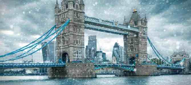 The Ultimate Guide To Visiting London In Winter