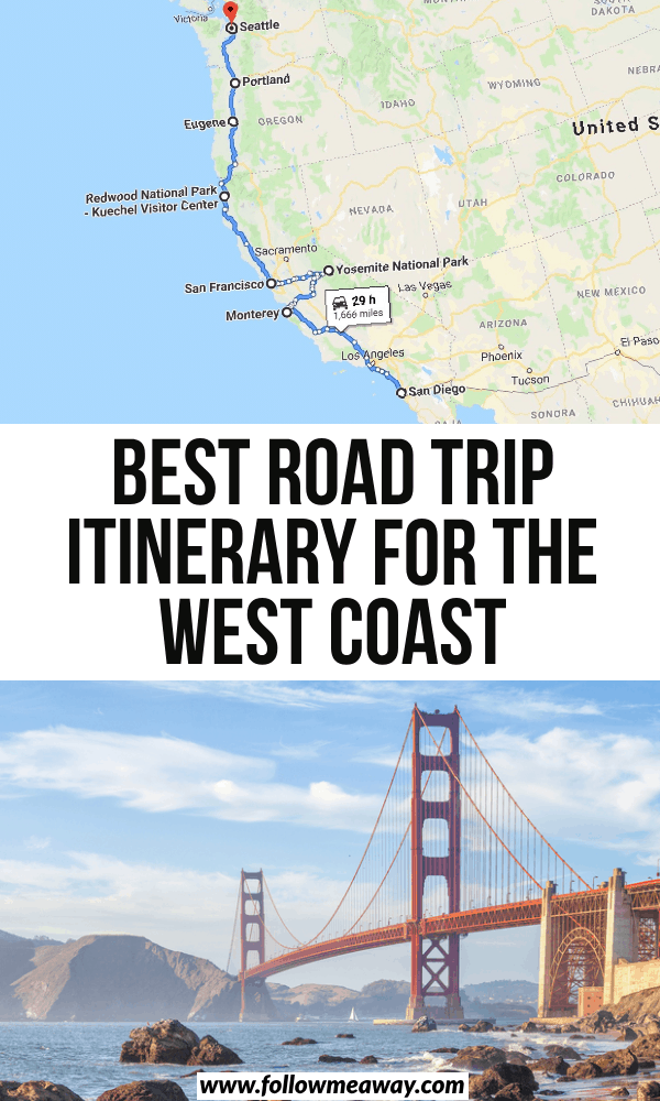 best road trip itinerary for the west coast (2)