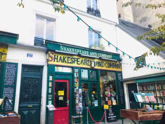 of all the hidden gems in paris this one is for the book lovers