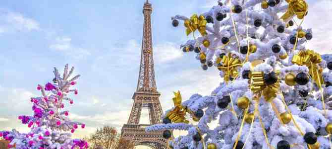 10 Festive Ways To Spend Christmas In Paris 2019