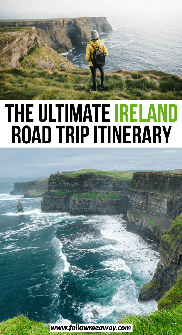 the ultimate ireland road trip itinerary
