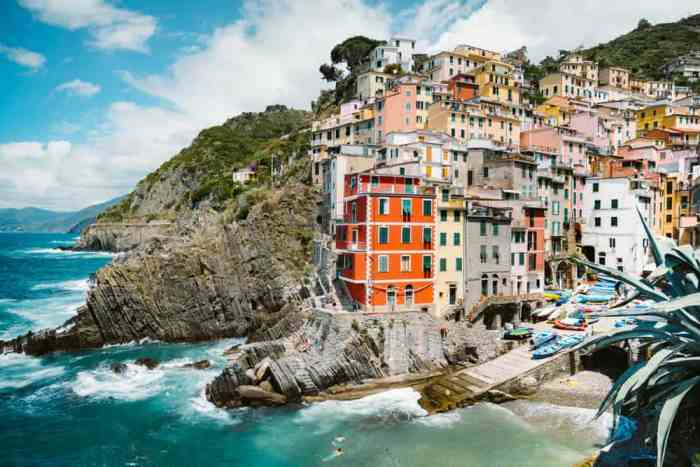 See some stunning views in Cinque Terre