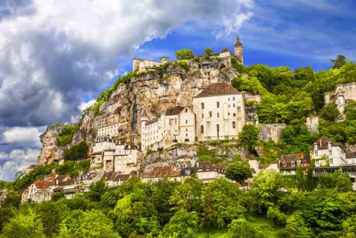 The amazing town of Rocamadour, stop 5 on your France road trip