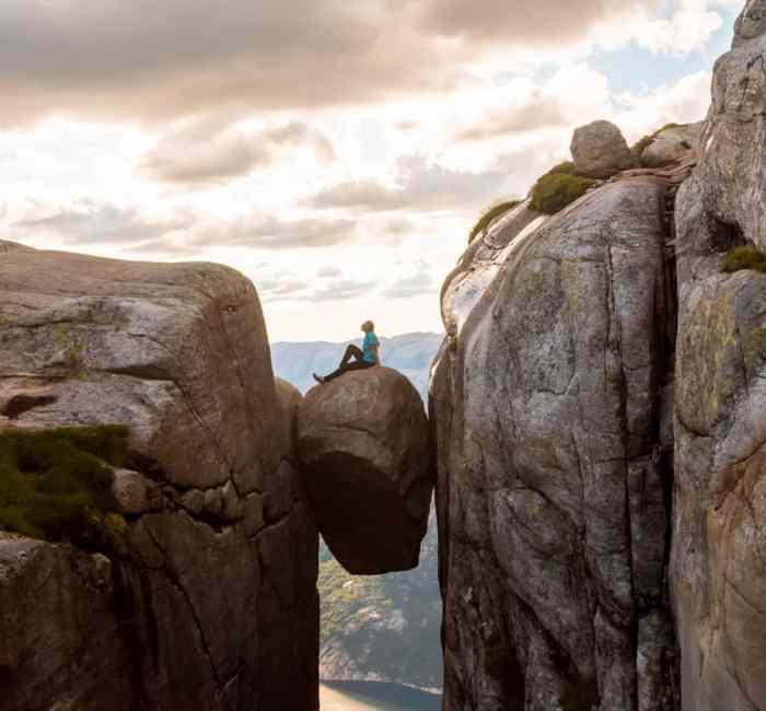 Photo of Norway Itinerary Hike Kjeragbolten