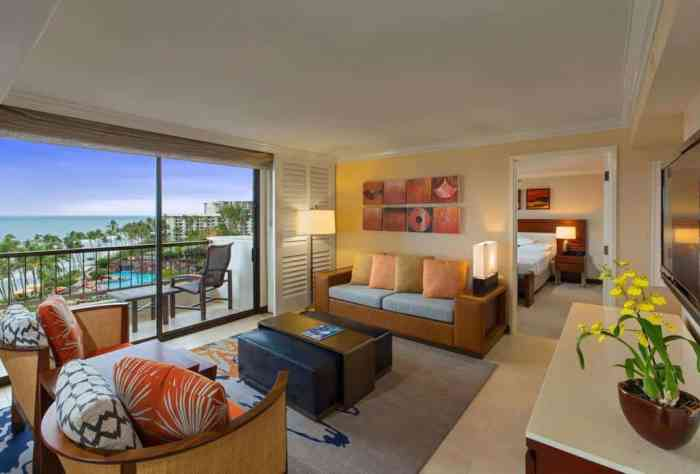 Hyatt Regency Resort and Spa is Where to Stay in Maui in the west for a full resort experience