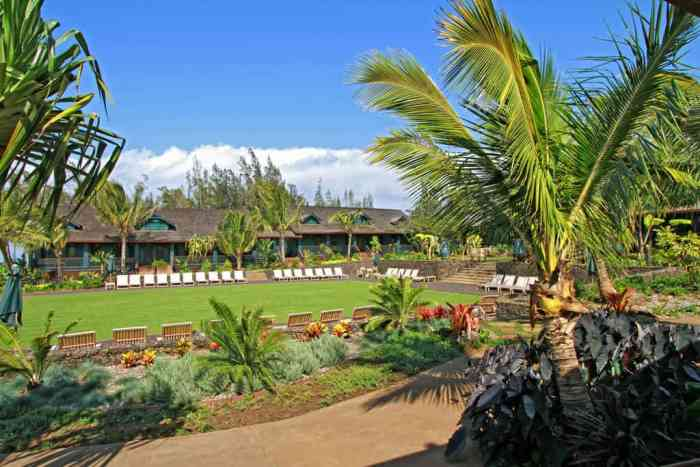 Lumeria Maui is where to stay in Maui on the north shore