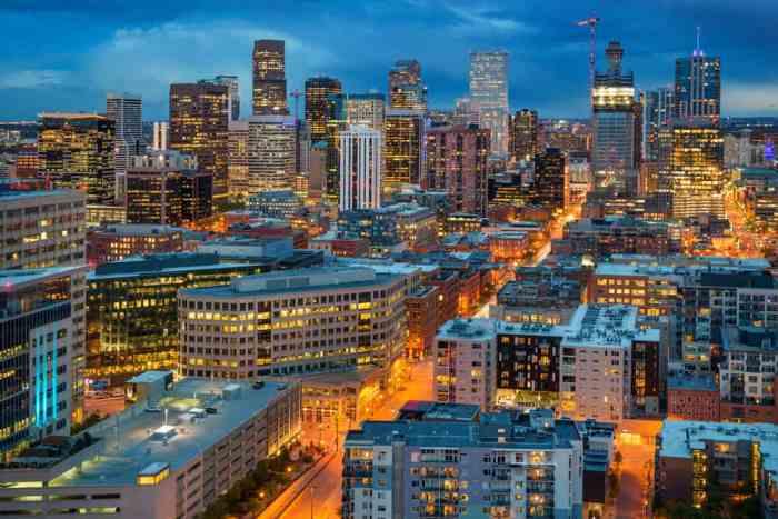explore the city of Denver on your Colorado road trip