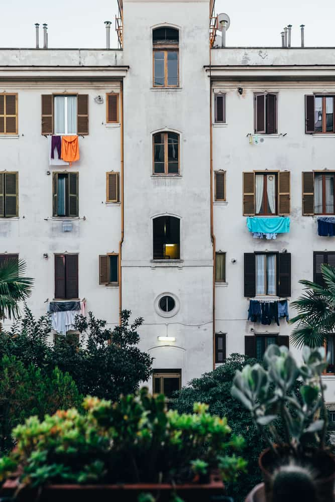 Testaccio is where to stay in Rome to avoid the crowds