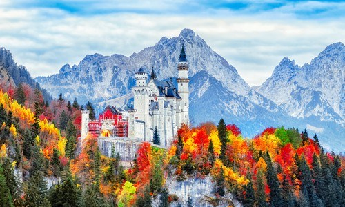 The Perfect Germany Road Trip Itinerary