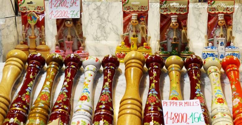 匈牙利必逛中央市場 | 內附必買紀念品推薦