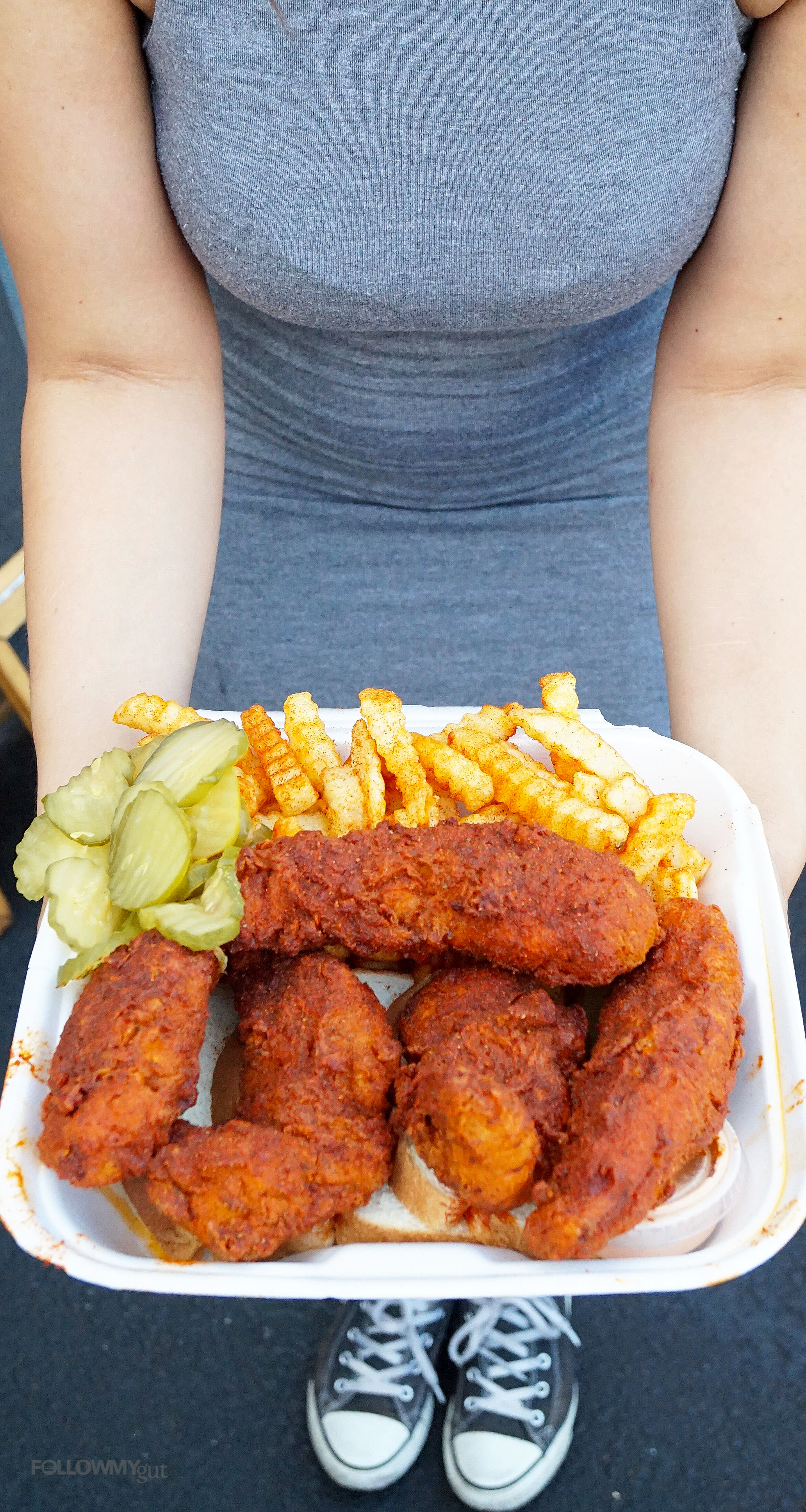 Dave's Hot Chicken: Late Night Hot Chicken to Devour Before