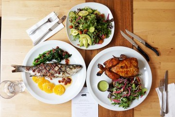 Follow My Gut, FMG, Danielle Salmon, Danielle N. Salmon, LA, Los Angeles, Downtown LA, Downtown Los Angeles, DTLA, foodie, LA food blog, LA Foodie, food blog, restaurant blog, restaurant discovery, eat, eateries, food porn, foodgasm, where to eat in LA, brunch breakfast, lunch, dinner, Status Kuo, Marina del Rey, Santa Monica, Venice, fish, chicken, sandwich, pasta, ramen, salad