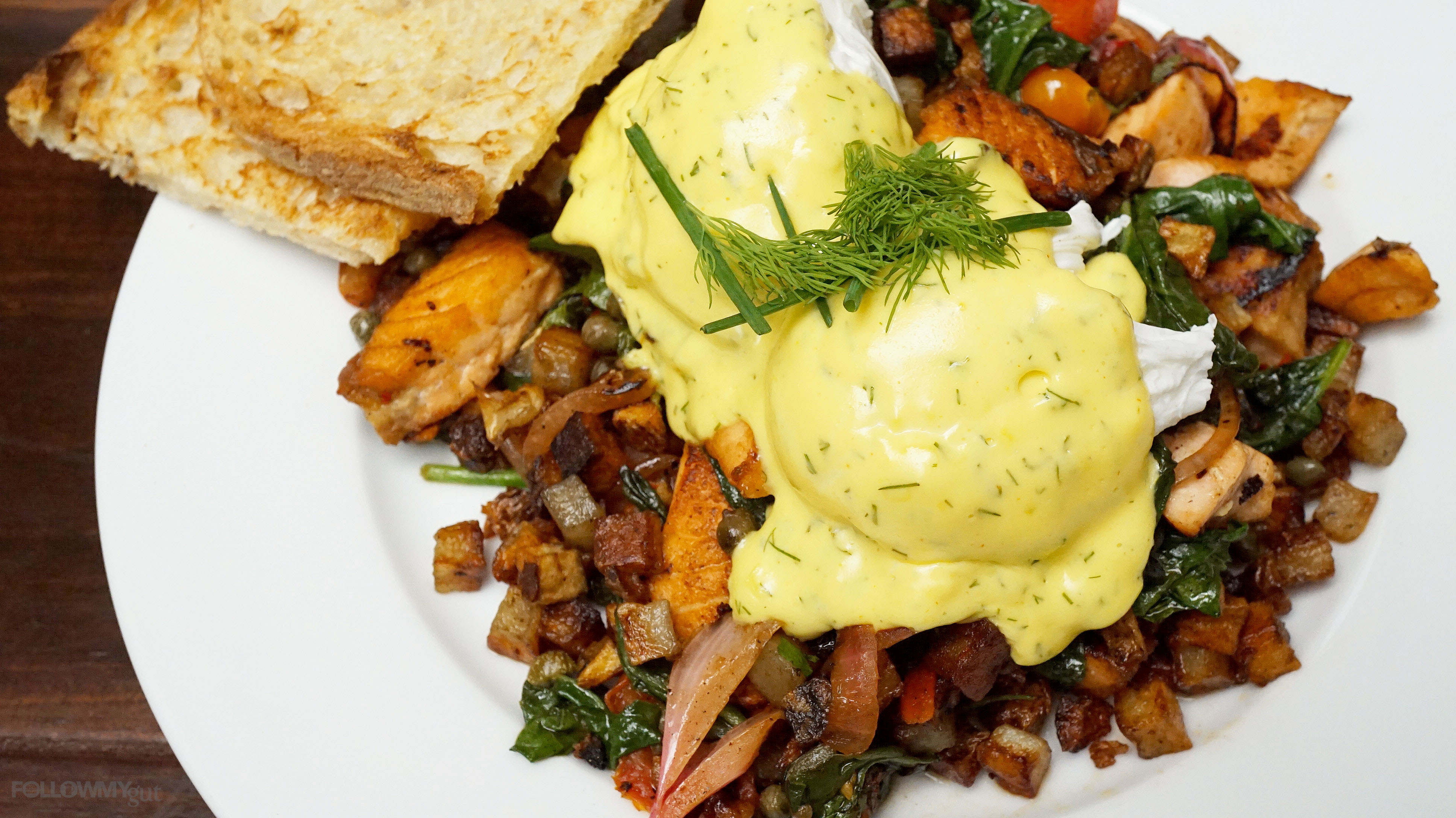 The Breakfast At Blu Jam Caf� Was Delicious And I Loved The Creative Take  They Had With The French Toast While I Can't Say That It Has Changed My  View On