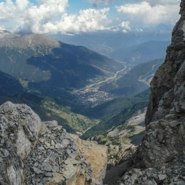 Eccola! La perla delle Alpi...