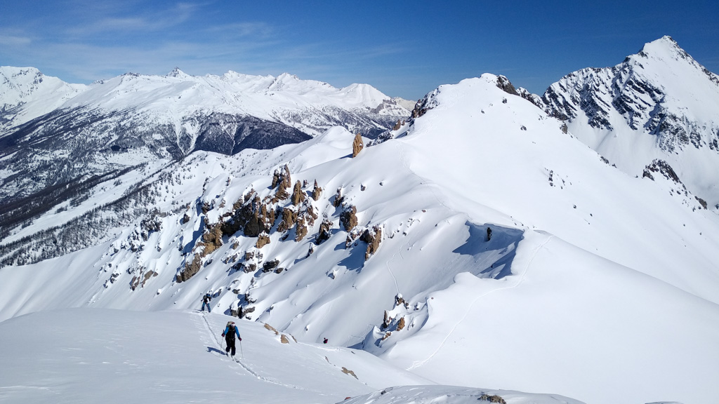 """Featured image for """"Haute Route du Thabor"""""""