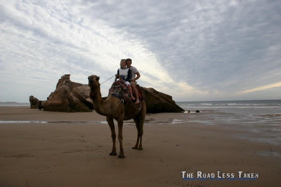 Tourist Attractions on Essaouira Beach