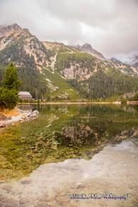 Tatras Mountain Lake-12