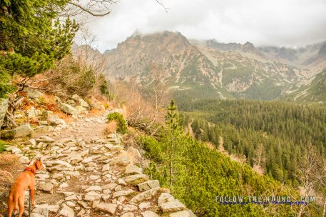 Tatras Mountain Lake-3
