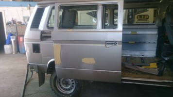 How to restore a VW Syncro