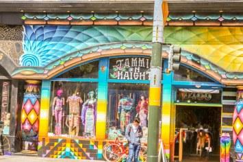 Haight Ashbury shops