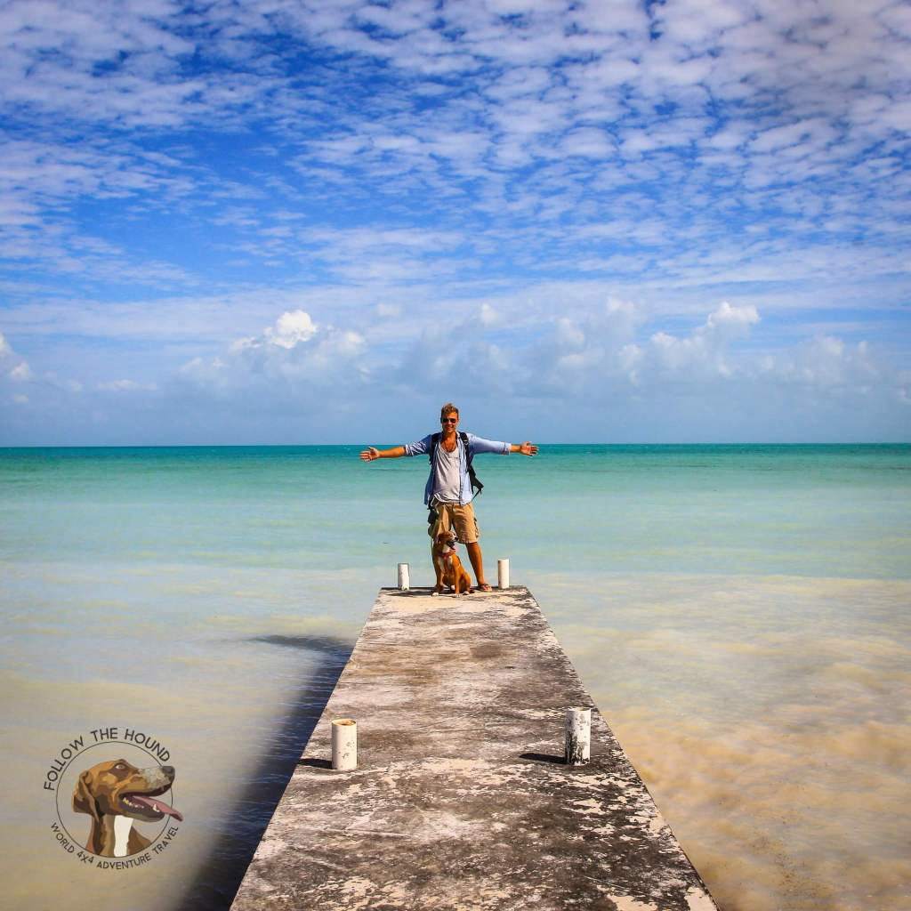 Travel with Dogs in Belize