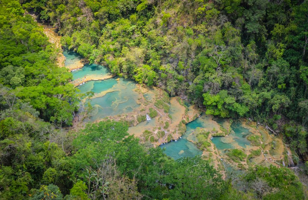 Overland Guatemala - Visit Semuc Champey