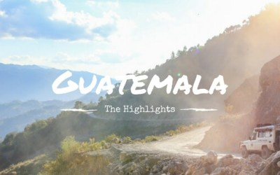 Overland Guatemala – The Highlights