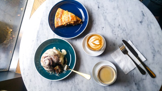 Mr. Peyton: Pastries and Coffee in Hannam-dong, Seoul