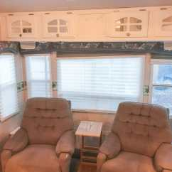 Poang Chairs Dallas Cowboys Chair 6 Quick & Easy Remodel Projects That Transformed Our Rv Into A Home! - Follow Your Detour