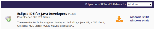 download eclipse