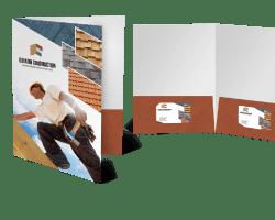 press folders