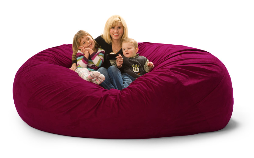 black and red sofa bed kivik ikea uk big one lovesac giant love sack of foam