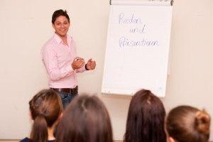 Seminare Reden halten und Präsentieren