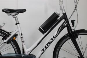 Trek T500 ombouwen tot elektrische fiets met ombouwset FON Arnhem4810