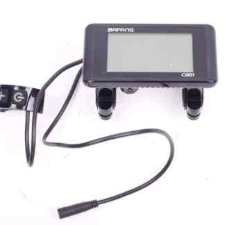Bafang C961 LCD Display BBS01 BBS02 BBSHD ombouwset