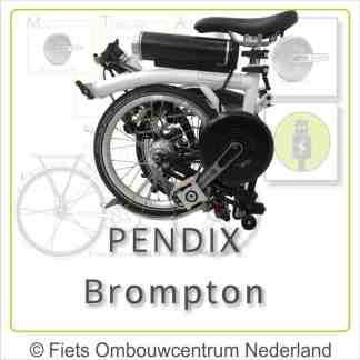 Pendix eDrive Brompton