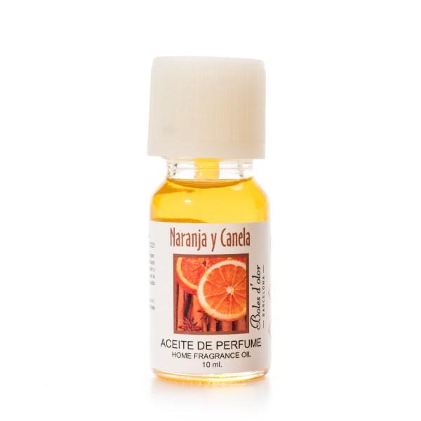 Aceite de Perfume Ambients 10 ml Naranja y Canela 0600311